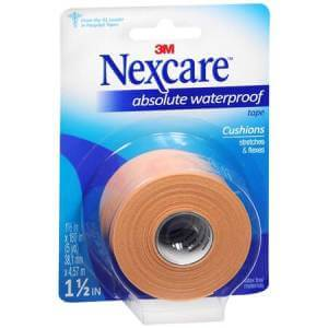 3M Nexcare Waterproof Medical Tape