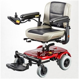 Top 4 Motorized Wheelchairs in 2019 Reviewed | Inside First Aid