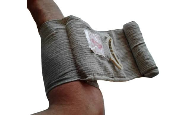 How to Use an Israeli Bandage to Stop Bleeding   Inside First Aid