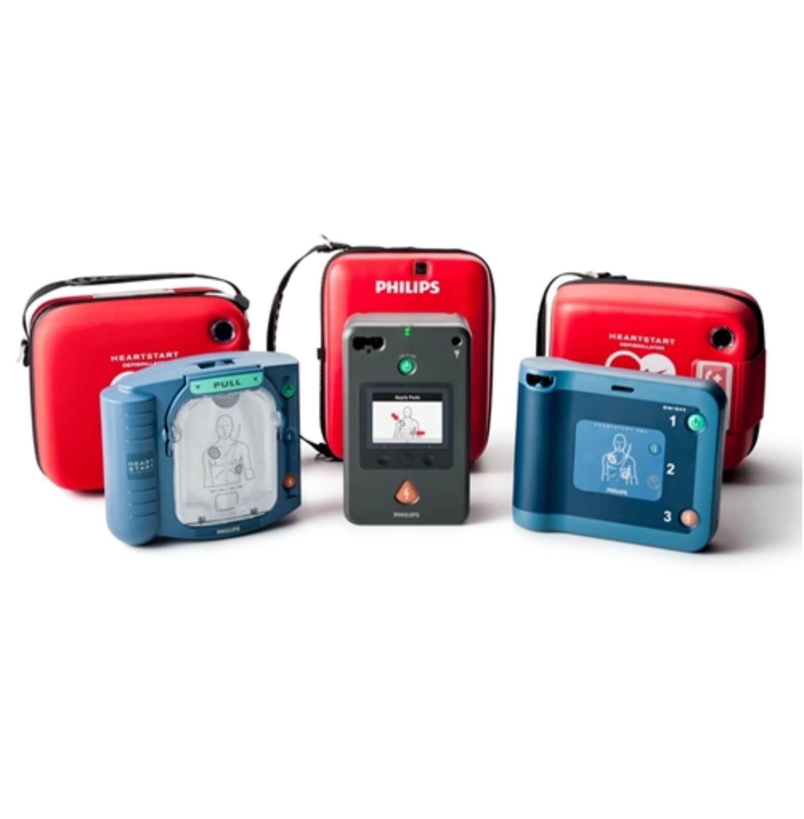 Philips AED - Heartstart Home vs OnSite vs FR3 vs FRx
