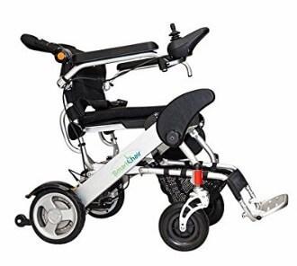 Кресло-коляска KD умное облегченное электрическое