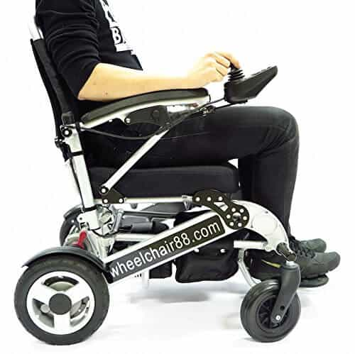 PW 1000XL Electric Wheelchair