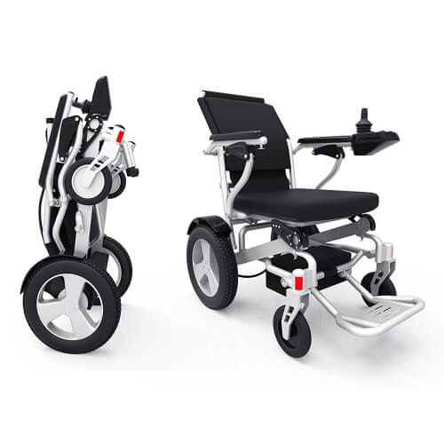 The Best Lightweight Electric Wheelchairs In 2018 Inside