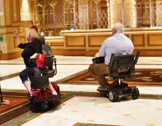 How to Use Medicare to Buy an Electric Wheelchair or
